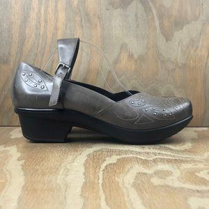 Abeo Women's Cassie Mary Jane 'Taupe'